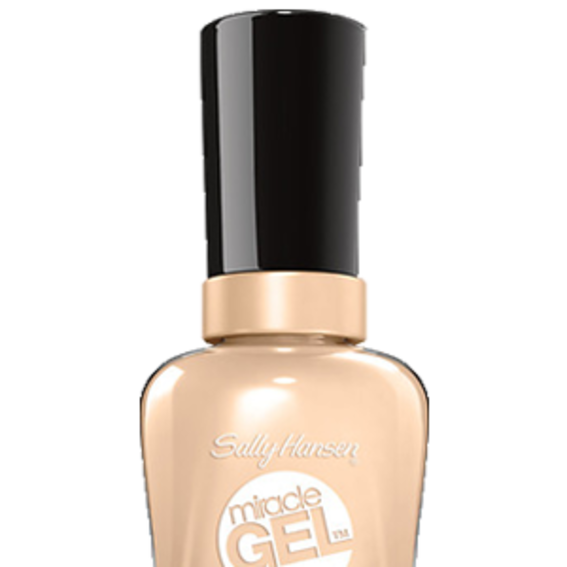 Sally Hansen Miracle Gel in Bare Dare