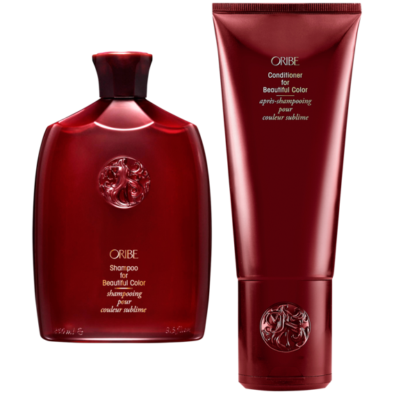 Oribe For Beautiful Color Shampoo & Conditioner