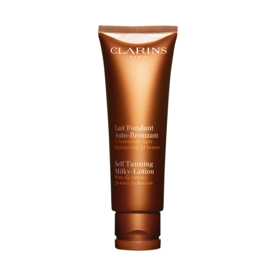 Clarins Self-Tanning Milky-Lotion