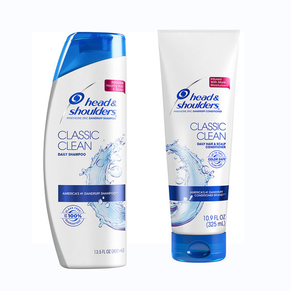 Best Shampoo & Conditioner or Treatment for Dandruff and/or Scalp: Head and Shoulders Classic
