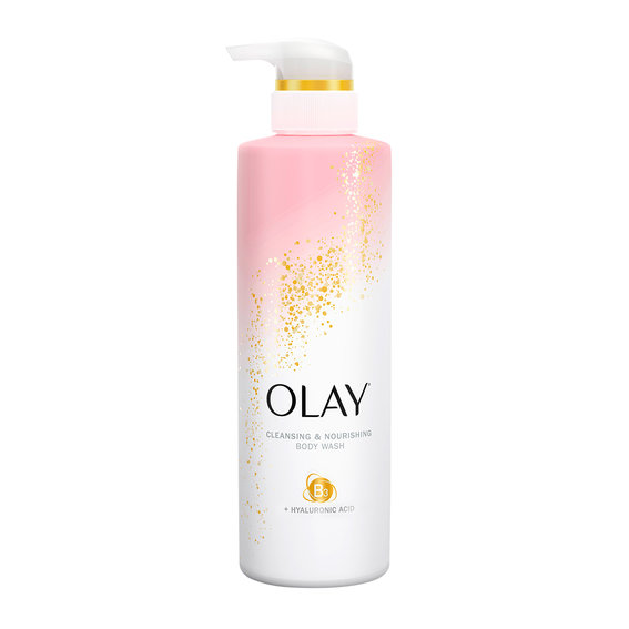Olay Body Wash with Hyaluronic Acid