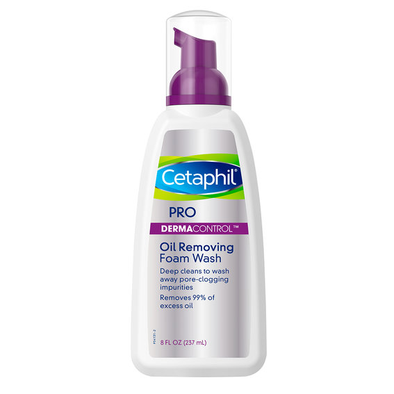 Best Cleanser for Oily Skin: Cetaphil Dermacontrol