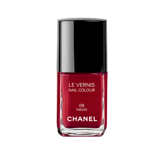 Best Red Nail Polish: Chanel Pirate