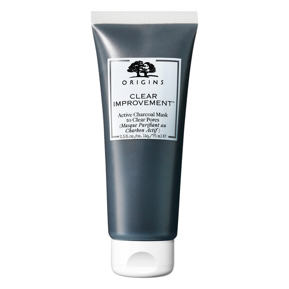 Best Mask for Oily Skin: Origins Clear Improvement Active Charcoal Mask