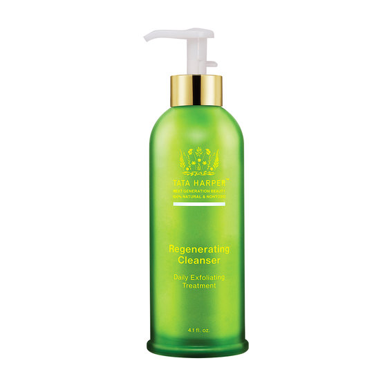 Best Natural Facial Cleanser: Tata Harper Regenerating Cleanser