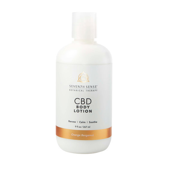 Seventh Sense CBD Body Lotion