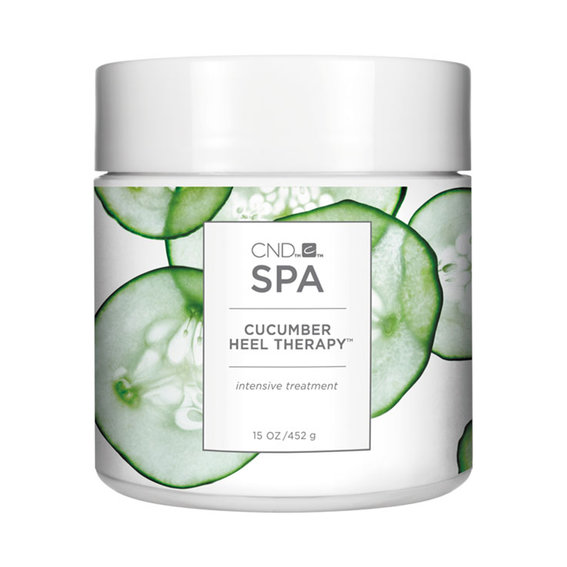 Best Foot Cream: CND cucumber heel therapy