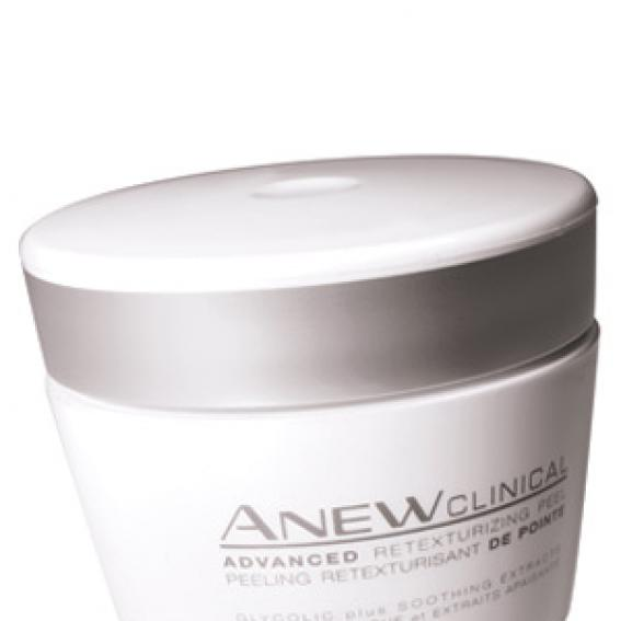 Avon Anew Clinical Retexturizing Peel