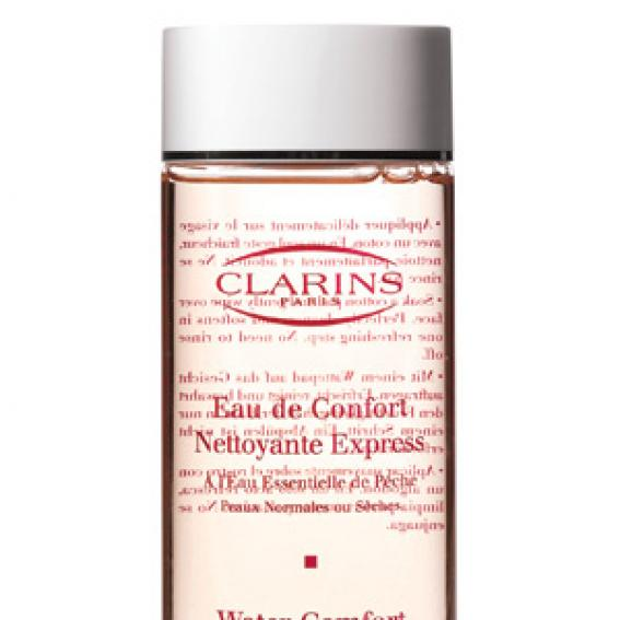 Clarins Water Comfort One-Step Cleanser for Normal to Dry Skin