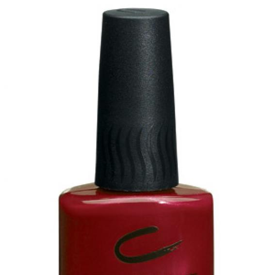 Creative Nail Design Moroccan Ruby
