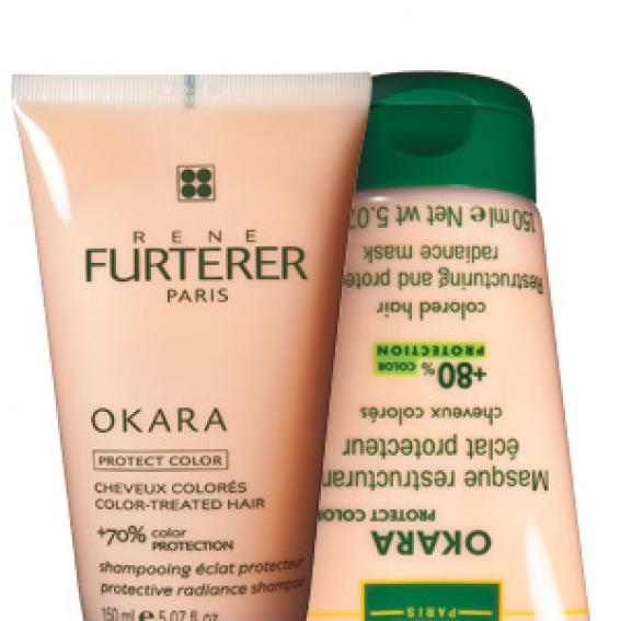 Rene Furterer Okara Shampoo/Restructuring and Protective Mask