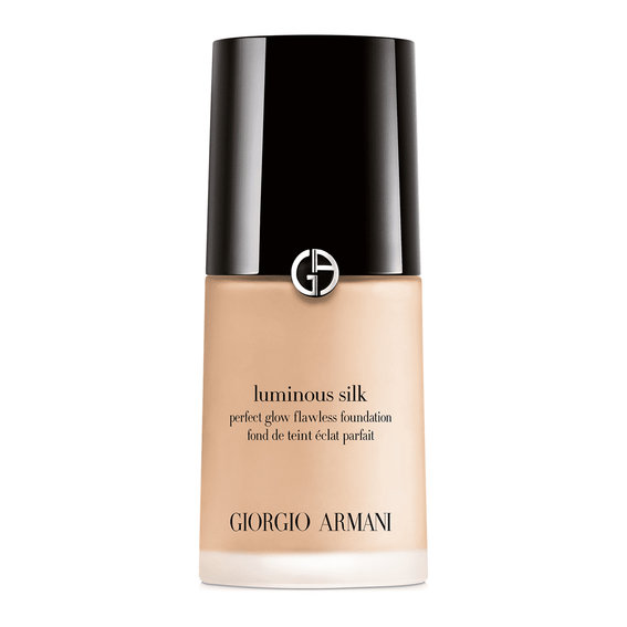 Best Liquid Foundation: Armani Luminous Silk