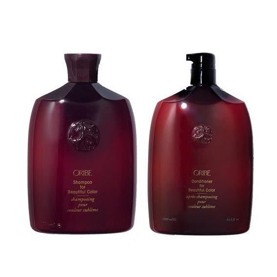 Best Shampoo & Conditioner for Color-Treated Hair: Oribe For Beautiful Color