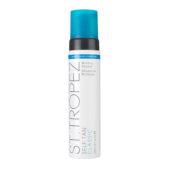 Best Self-Tanner for Body: St. Tropez Mousse