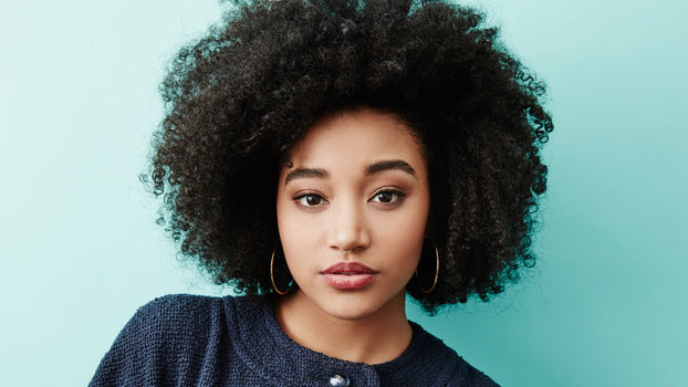 Amandla Stenberg of 'As You Are' poses for a portrait at the 2016 Sundance Film Festival Getty Images Portrait Studio Hosted By Eddie Bauer At Village At The Lift on January 25, 2016 in Park City, Utah