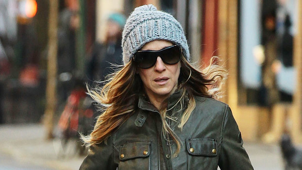 Bauer-Griffin LLCNEW YORK, NY - MARCH 13: Sarah Jessica Parker is seen on March 13, 2013 in New York City. (Photo by Ignat/Bauer-Griffin/GC Images)