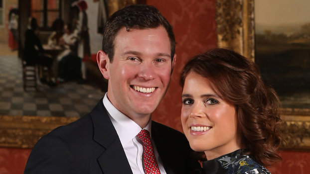 Princess Eugenie's Father-In-Law Is Hospitalized for Coronavirus