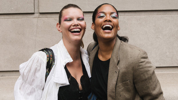 The Plus-Size Women Who Ruled the Street Style Game During New York Fashion Week