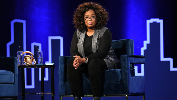 We Have a Theory That Oprah Accidentally Made These Leggings Go Viral