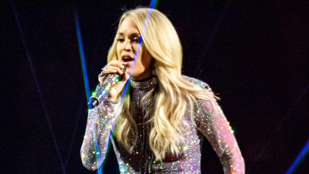 Carrie Underwood's Leg-Sculpting Trick Is Easier Than You'd Think