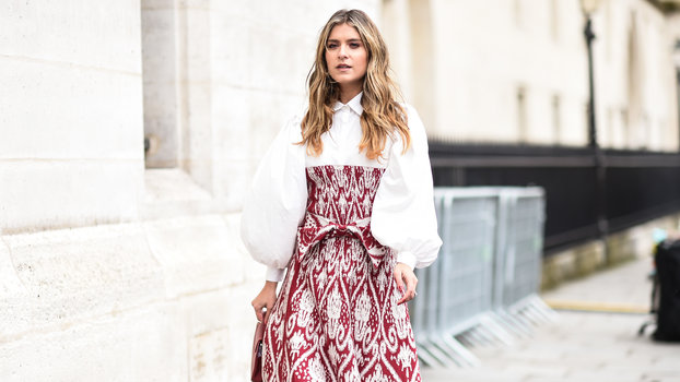Wallpaper Dresses Are the Spring Trend You Won't Regret Wearing
