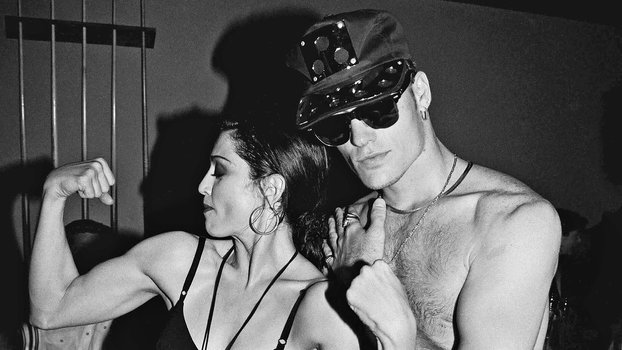 Madonna and Vanilla Ice Would Wear Disguises to Go to the Movies Together
