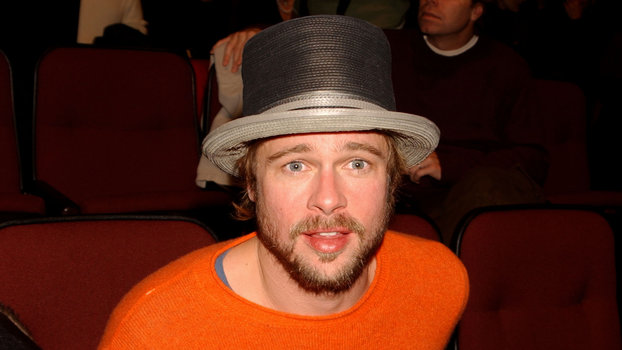 Brad Pitt 2002 fashion, sundance 2002