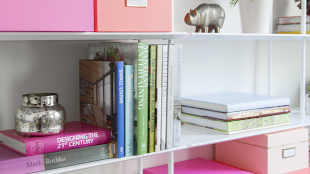 Colorful Storage Boxes