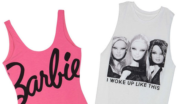 Barbie x Forever 21 Collection