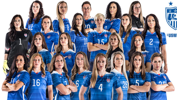 US Womens National Soccer Team