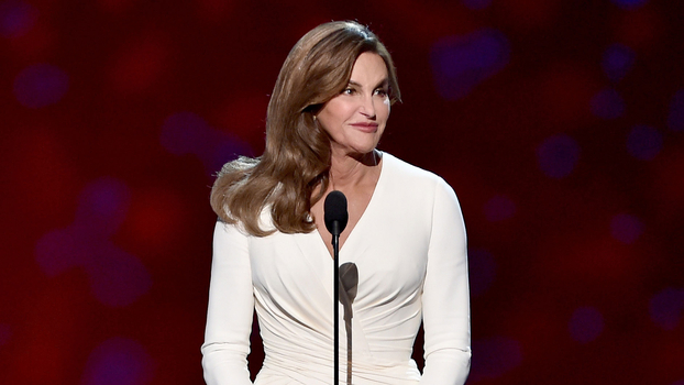 Caitlyn Jenner Onstage at the ESPYS Awards - Lead