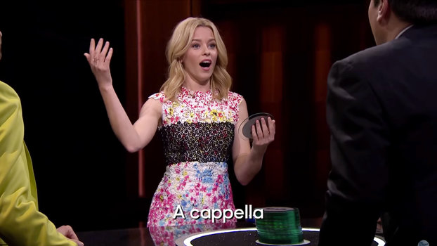 Elizabeth Banks on Jimmy Fallon