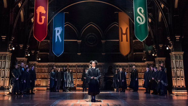 Harry Potter and the Cursed Child  - Hogwarts