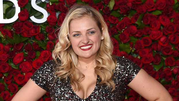 NEW YORK, NY - JUNE 12:  Ali Stroker attends the 70th Annual Tony Awards at The Beacon Theatre on June 12, 2016 in New York City.  (Photo by Dimitrios Kambouris/Getty Images for Tony Awards Productions)