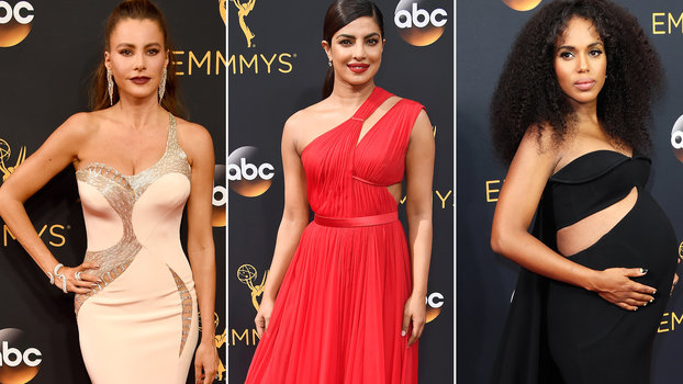 See the Hottest Looks from the 2016 Emmy Awards Red Carpet
