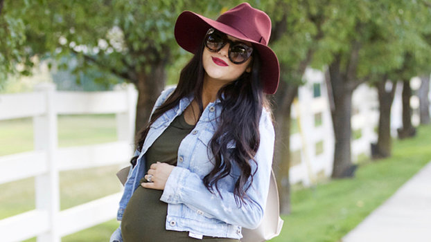 Maternity Fashion Rachel Parcell