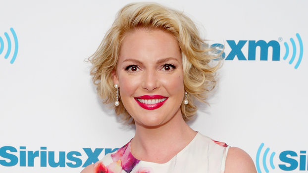 Katherine Heigl Debuted Her New Bob on Instagram