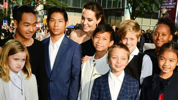 How Angelina Jolie's Kids Are Spending Their Time in Quarantine