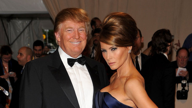 Donald and Melania Trump Are No Longer Welcome at the Met Gala