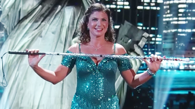 Danelle Umstead DWTS