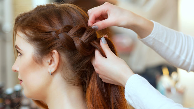 This Is the Easiest Way to French Braid Your Hair