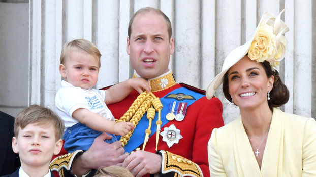Here Is a Really Cute Video of the Royal Children Clapping for Coronavirus First Responders