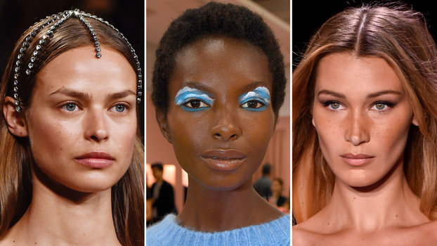 The Best Beauty Looks from New York Fashion Week
