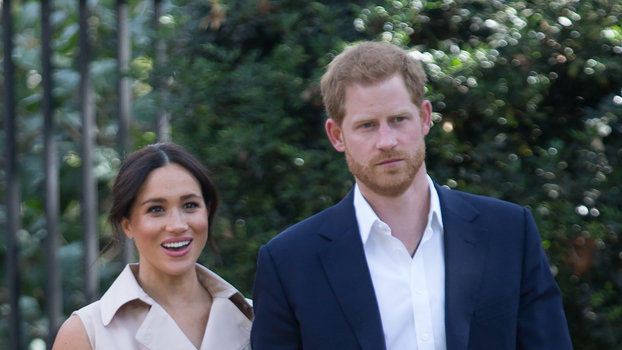 Meghan Markle and Prince Harry Reportedly Made a Secret Appearance in California