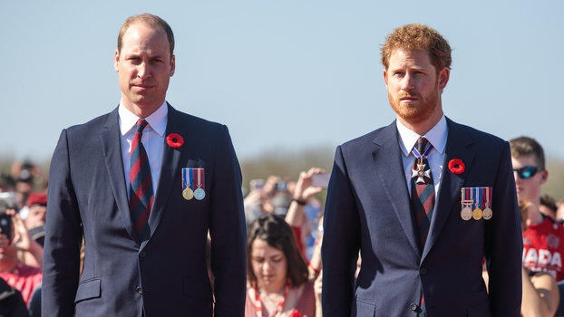 Prince Harry Prince William Back in Touch