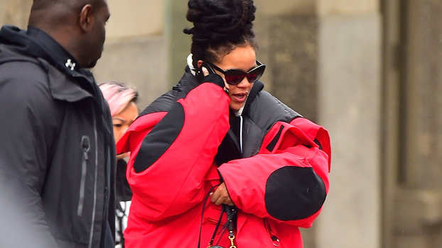 Rihanna Hunter Boots
