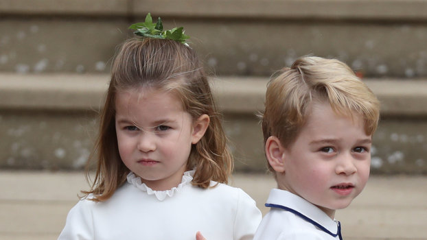 Princess Charlotte Birthday Pictures