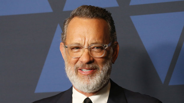 Tom Hanks and Rita Wilson Are Back in the U.S.