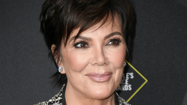 Kris Jenner 2019 E! People's Choice Awards - Arrivals