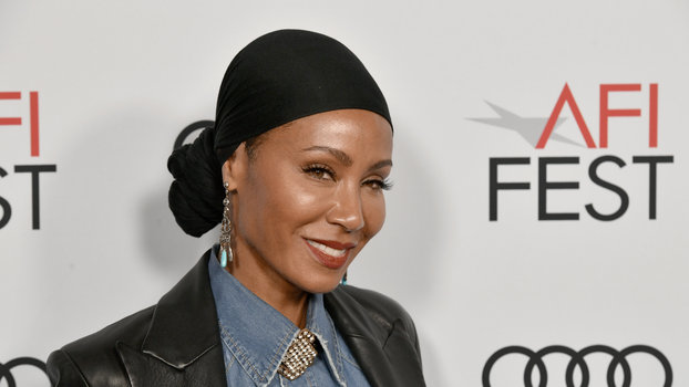 Jada Pinkett Smith's Vibrant New Hair Color Was Probably Inspired By Jaden